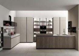 Cucina LUBE Immagina Wood